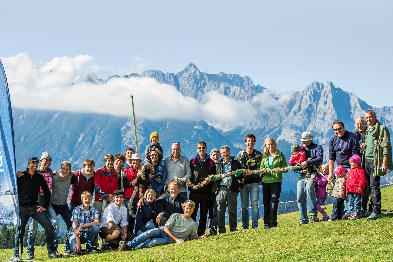ISV Gruppenfoto